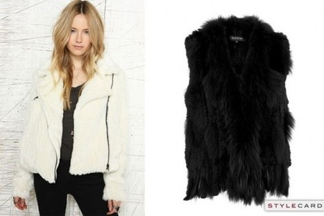 Trends: Faux Fur   StyleCard Fashion Portal   StyleCard Fashion   Scoop.it