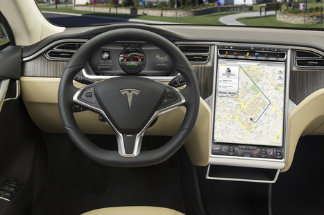 The Tesla Navigation System Is A Mixed Bag | Tesla Motors (+ other electric cars news) | Scoop.it