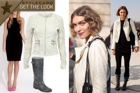 Get the Look: Arizona Muse | StyleCard Fashion Portal | StyleCard Fashion | Scoop.it