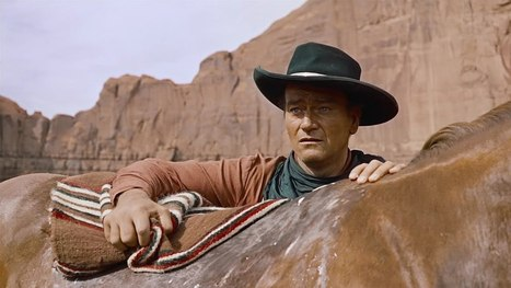 Watch John Wayne Star in 25 Classic Westerns: All Free Online   Machinimania   Scoop.it