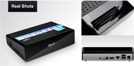 Mele A1000G Quad Set-Top Box Features AllWinner A31 SoC | Embedded Systems News | Scoop.it