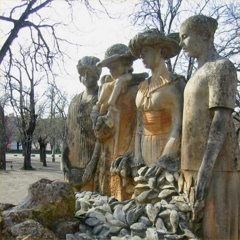 Les monuments aux morts de 1914-1918 érigés par le sculpteur Paul Dardé | InSitu - revue des Patrimoines | actualités HG | Scoop.it