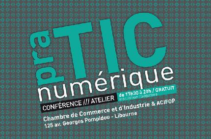 PraTIC Numérique en Libournais | Usages numériques et mediation | Scoop.it