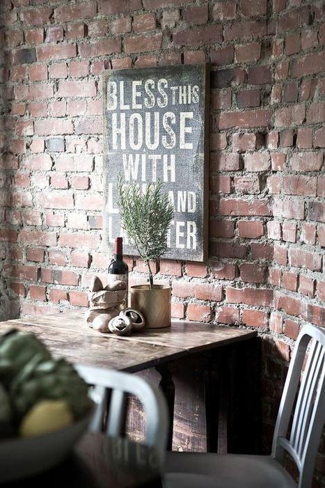 Un dimanche au coin de la cheminée | PLANETE DECO a homes world | décoration interieure | Scoop.it