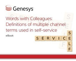 Multichannel Versus Omnichannel - Don't Mince Your Words!- Genesys Blog   Customer Communication Management (CCM)   Scoop.it