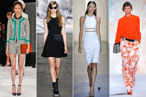 The Best Spring 2013 Fashion Trends for Your Body - Glamour | TAFT: Trends And Fashion Timeline | Scoop.it