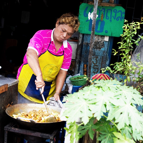 Asia's 10 greatest street food cities | TravelingBackpacking | Scoop.it