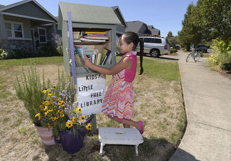 Little library, big skills | Librarysoul | Scoop.it