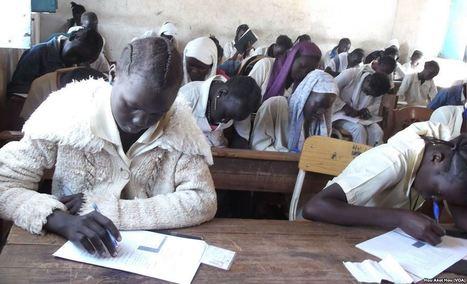 Flaws in South Sudan National School Exams | Education in South Sudan | Scoop.it