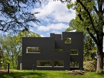Historic modern house renovated to Passivhaus standard | The Architecture of the City | Scoop.it