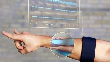 Myo Armband : CONTRÔLEZ vos appareils d'un simple geste | TuttiQuanti – Tout sur le Quantified Self : applis, objets connectés, sport, cigarette, régime, … | Homo Numericus Bis | Scoop.it