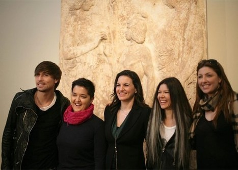 Tourism Minister Welcomes Past Eurovision Winners In Athens | Politically Incorrect | Scoop.it