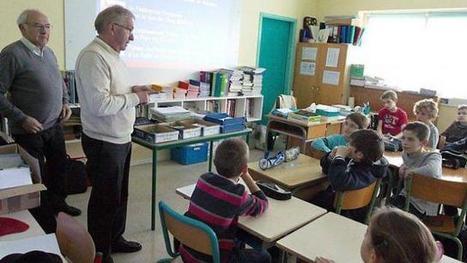 Les enfants ont été informés sur le don du sang | L'école Cousteau dans la presse et sur internet... | Scoop.it