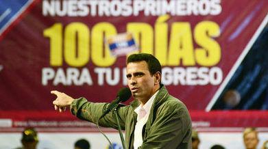 Capriles promete aumentar salario mínimo a 2.500 BsF   Las Elecciones en Venezuela 2012   Scoop.it