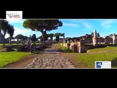 Ostia Antica a vista de dron | Mundo Clásico | Scoop.it