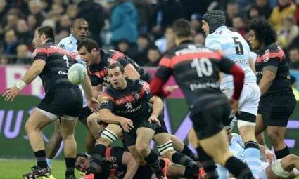 Toulouse sur le fil ! - Top 14 - Rugby - Sport 24   Vivre : Bien manger et boire bien   Scoop.it
