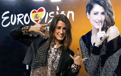 Spain opts for English-language song for Eurovision 2016 | Vince Tracy Podcasts and Information | Scoop.it