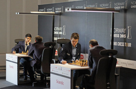 Norway Chess verlässt die Grand Chess Tour | This and That | Scoop.it