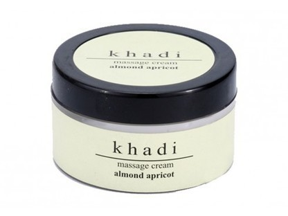 Buy Khadi Almond and Apricot Cream Online | Khadi Products | Scoop.it