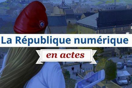 Les 30 articles du projet de loi pour une République numérique | Marketing & Data Quality Management B2B | Scoop.it