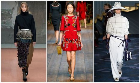 More of the Best Looks From Milan Fashion Week: Dolce & Gabbana, Marni, and Others! | men's fashion | Scoop.it