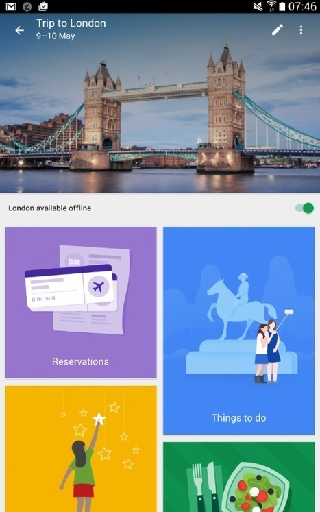 Google shows its potential to ruin the dreams of travel destination apps | Tourism Innovation | Scoop.it
