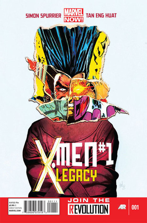 Spurrier And Huat Explore X-Men's 'Legacy' In Marvel Now! Relaunched Series | Comic Books | Scoop.it