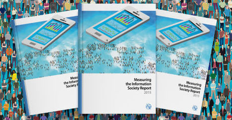 Measuring the Information Society Report 2015   The African Internet   Scoop.it