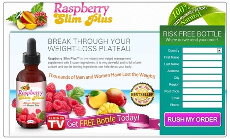 Get Free Trial Now - Raspberry Slim Plus Reviews | Control food cravings and reduce calorie intake with-Raspberry Slim Plus | Scoop.it