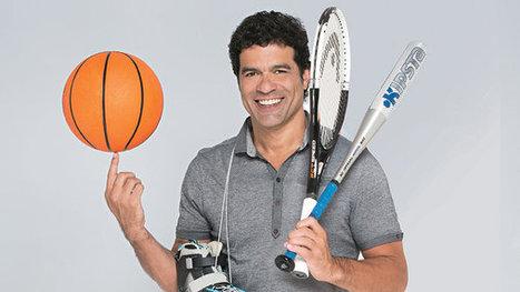 Raí lança livro para incentivar prática esportiva; | Formação de atletas | Scoop.it