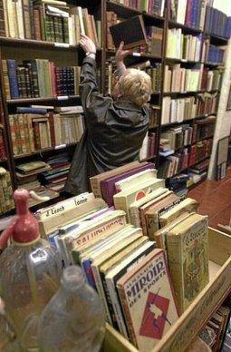Internet llega al rescate de los libreros de viejo | +Información | Scoop.it