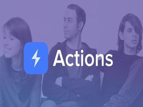 Actions! Ecco la prima startup finanziata dall'intesa tra P101 e i3P | Innovazione & Impresa | Scoop.it