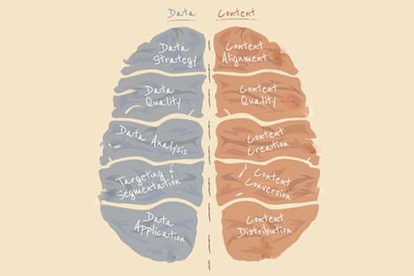 The Anatomy of an Effective Marketing Brain [Infographic] - SocialTimes | Growth Hacking | Scoop.it