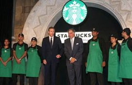 Bakery Industry: Star Bucks Opens Its First Store In Mumbai | bakery industry | Scoop.it