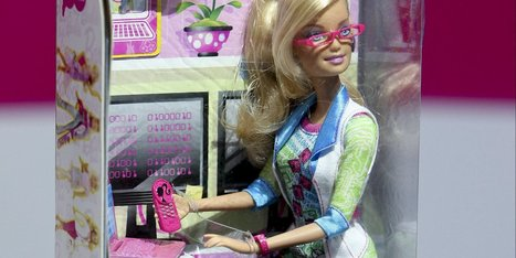 Mattel Apologizes For Depicting Barbie As An Incompetent Computer Engineer | Virtual Worlds and Education | Scoop.it