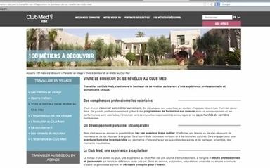 Le Club Med mise sur le recrutement 2.0 - Tour Hebdo | METHODES DE RECRUTEMENT | Scoop.it