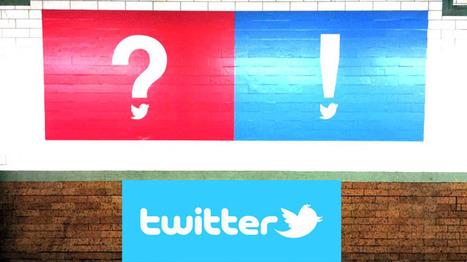 Twitter llena de gráficas publicitarias el metro de Nueva York | Publicidad | Scoop.it