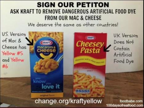 Issues Management: Activism on the Menu for Kraft | The PR Coach | Public Relations & Social Media Insight | Scoop.it