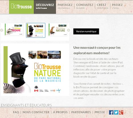 Créer documents numériques augmentés sur Chrome. Le futur du livre numérique et plus…Exemple : Biotrousse | | TIC et TICE mais... en français | Scoop.it