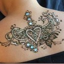 Top 10 Stylish mehndi tattoos designs For Bridals | Women's Favourite | Scoop.it