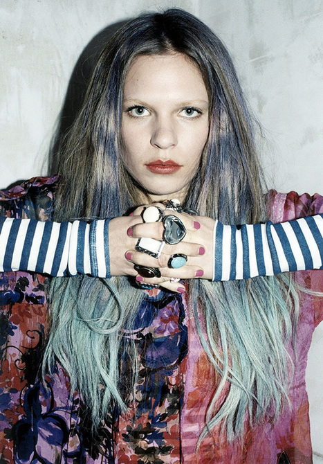 Meadham Kirchhoff For Topshop :  Chapter Two | fashion | Scoop.it