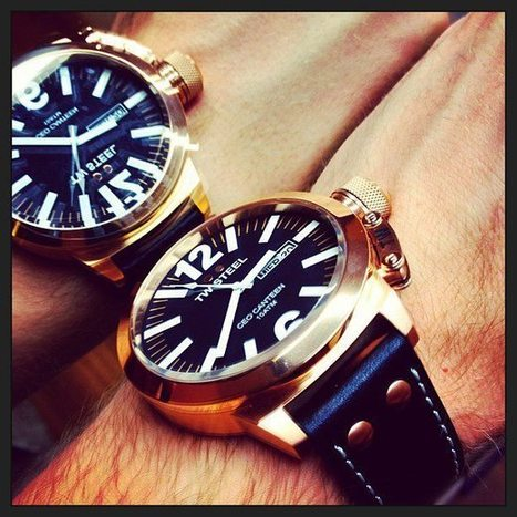 Photo of the day by Rudi Rok! Thank you for sharing!<br/><br/>CE1021 | 45mm | CE1022 |... | TW Steel Watches | Scoop.it