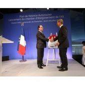 François Hollande se dit favorable à un nouveau plan d'investissement routier et autoroutier - Chantiers | Déplacements-mobilités | Scoop.it