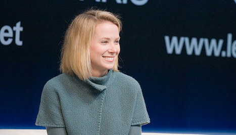 Entrepreneurial Lessons From Google All-Star and Yahoo! CEO Marissa Mayer | Public Relations & Social Media Insight | Scoop.it