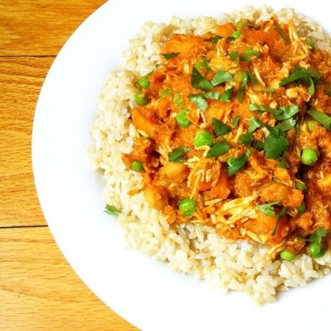 Slow Cooker Chicken Curry Recipe - The Lemon Bowl | Great Recipes | Scoop.it