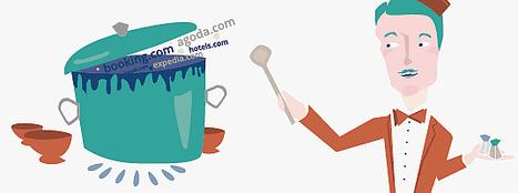 Misez sur un site hôtelier ou sur les centrales de réservation ? | Création de site web et webdesign | Scoop.it