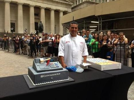 Twitter / CakeBossBuddy: Had a fun day with @PayPal ... | payment | Scoop.it
