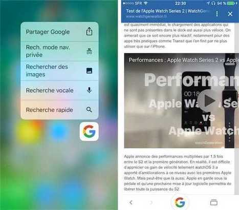 L'application officielle de Google a un mode Incognito | Geeks | Scoop.it