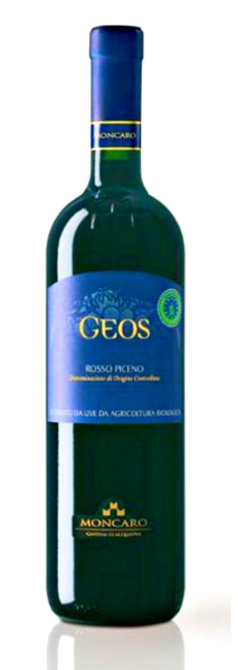 Organic Wines Le Marche: Geos Rosso Piceno  Moncaro | Wines and People | Scoop.it