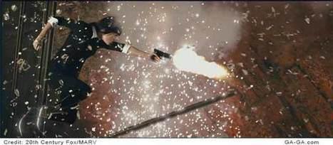 Matthew Vaughn's 'KINGSMEN' is bloody brilliant in the kick arse department | Ga-Ga Magazine | Neotrope News Network | Scoop.it